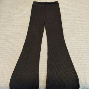 Light weight knit pants